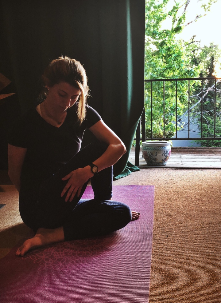 How I Found Self-Love In Stretchy Pants and Vinyasa (Whatever The Heck That Is?!)