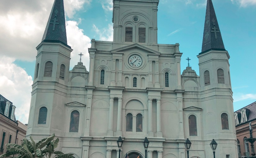 Our stay in Mid City and a jam-packed, 1 Day Guide to NewOrleans